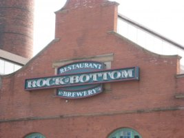 Rock Bottom Brewery Cleveland